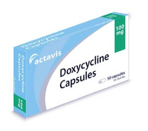 Doxycycline pack